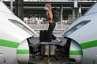 Bei der Bahn droht neuer Stillstand