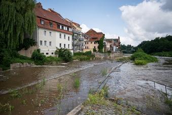 Flutschutz: Görlitz will Flächen entsiegeln