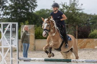 """Reitlehrerin aus Glashütte: """"Das Wohl des Pferdes steht an erster Stelle"""""""