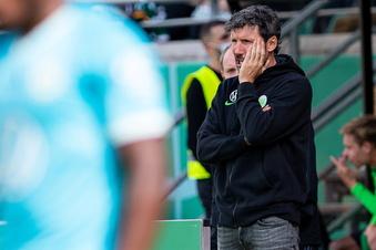 VfL Wolfsburg trennt sich von Trainer van Bommel