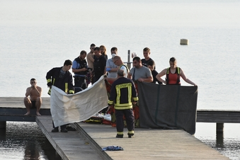Berzdorfer See: 19-Jähriger gestorben