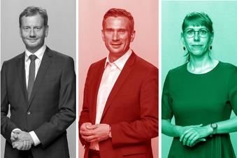Nach der Wahl - So geht's jetzt weiter in Sachsen