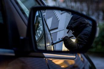 Dresden: Täter scheitern an Autodiebstahl