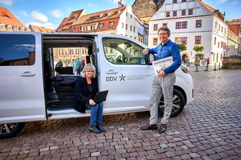 Der SZ-Redaktionsbus kommt nach Neustadt