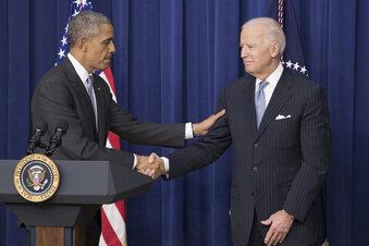 Obama unterstützt Biden