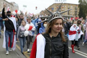 Das Ende der Angst in Weißrussland