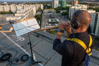 Klangwundertaten im Dresdner Plattenbau
