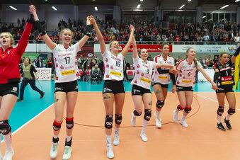 DSC-Volleyballerinnen spielen in der Türkei