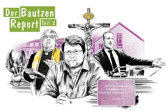 Bautzen. Die Stadt, der Protest, der völkische Christ