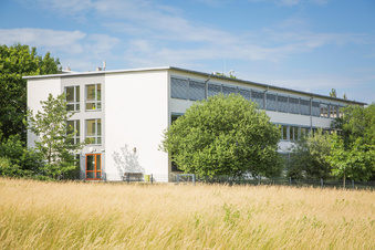 Baustart am Klotzscher Gymnasium
