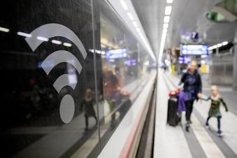 5G soll Mobilfunk im Zug beschleunigen
