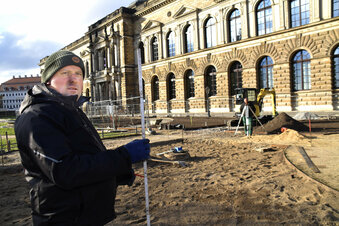 Grünfläche am Zwinger wird neu gestaltet