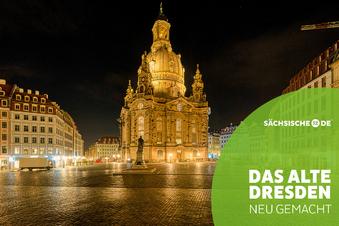 Die Wunder der Dresdner Altstadt