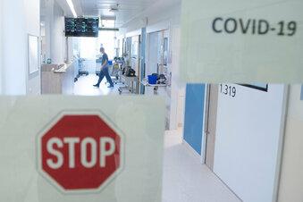 Dresdner Kliniken nehmen weitere Corona-Patienten auf