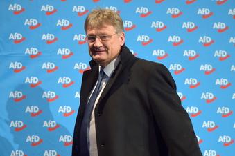 AfD-Chef Meuthen kritisiert den Verfassungsschutz