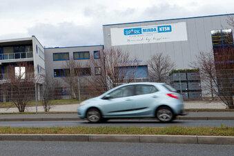 Hoffnung für Pleitefirma in Pirna