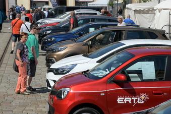 Stadtwerbering Döbeln sagt Autofrühling ab