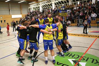 Koweg-Handballer erobern die Sachsen-Tabellenspitze