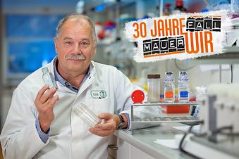 Wie das Doping-Labor in Kreischa die Wende überlebte