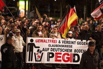 TU-Studie: Pegida nicht rechtsextrem