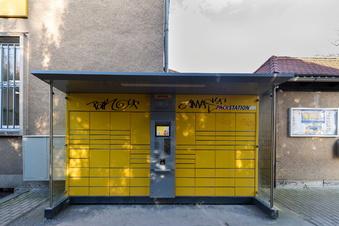 Neue Packstation in Bautzen