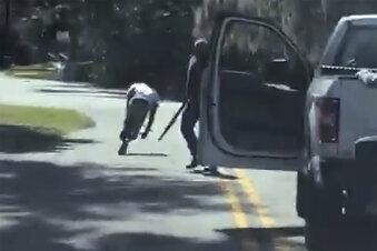 Jogger erschossen: Zwei Festnahmen