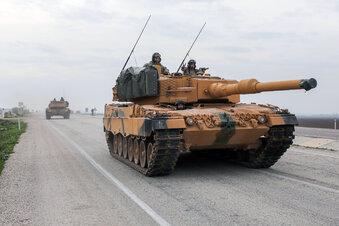 Erdogan schickt erste Truppen nach Libyen