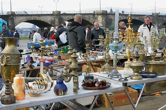 Die Rückkehr der Dresdner Flohmärkte