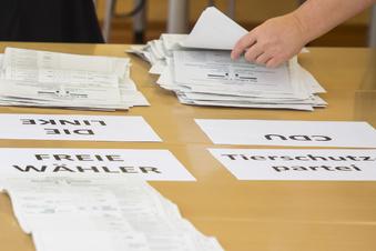 Geteilter Landkreis nach der Landtagswahl
