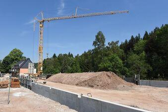 Neubau der Firma Herbrig geht voran