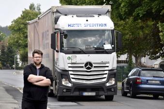 Ottendorf: Ärger an der Lkw-Piste