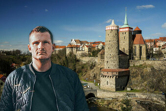 Chris Ares plant Jugend-Treff in Bautzen