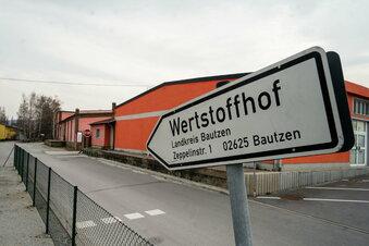 Bautzen: Wertstoffhof kauft kein Papier an