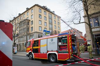 Fettexplosion in Dresdner Restaurant