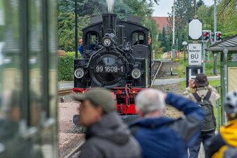 Lößnitzdackel dampft wieder nach Radeburg
