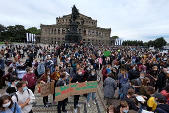 Fridays for Future: Tausende demonstrieren in Sachsen