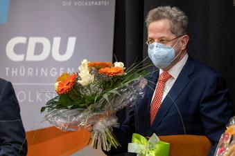 Maaßen tritt für die CDU in Thüringen an