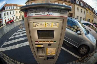 Neue Parkscheinautomaten aufgestellt