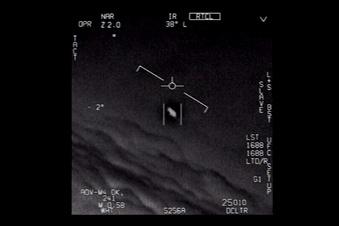 Pentagon veröffentlicht Ufo-Papier