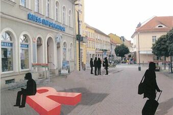 Umgestaltung der Hauptstraße in Gefahr