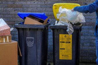 Bautzen: Mehr Müll durch Corona