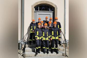 Dohna ist Sachsens erste Feuerwehr-Schule