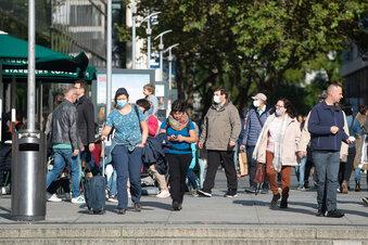 Alles zur zweiten Corona-Welle in Dresden