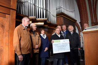 Orgelrestaurierung beendet die Innensanierung der Katholischen Kirche