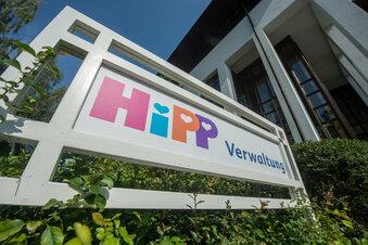 Hipp auch Ziel von explosiver Postsendung