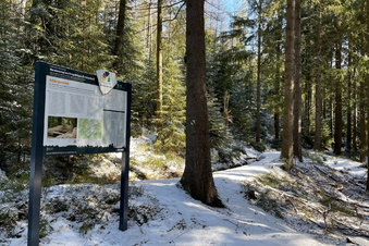 Neue Tafeln für Welterbe-Region Erzgebirge