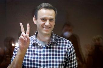 Nawalny erhält Sacharow-Preis