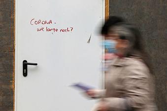 14.900 Corona-Neuinfektionen und sinkende Inzidenz