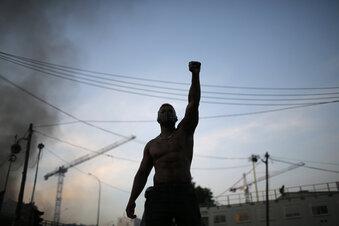Achte Protestnacht in den USA