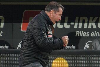 Kauczinskis verrücktes Jahr als Dynamo-Trainer